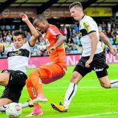 Altach erster Spitzenreiter in der neuen Bundesliga-Saison