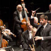 Symphoniker in Hochform