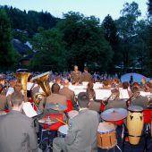 Festkonzert in Thüringen