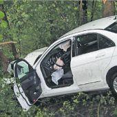 Unfall wegen Schwächeanfall