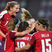 ÖFB-Frauenteam schreibt nächstes Kapitel der Fußball-Geschichte