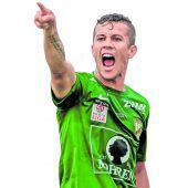 Vom Austria-Goalgetter zum Talenteschmied