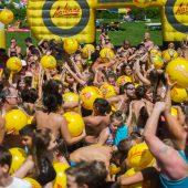 Traumhafter Badespaß zum 40-jährigen Jubiläum