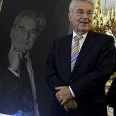Fischer-Porträt in der Hofburg