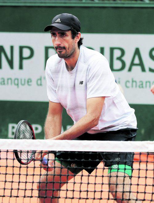 Fünfter Titel auf der ATP-Tour: Philipp Oswald.Foto: gepa