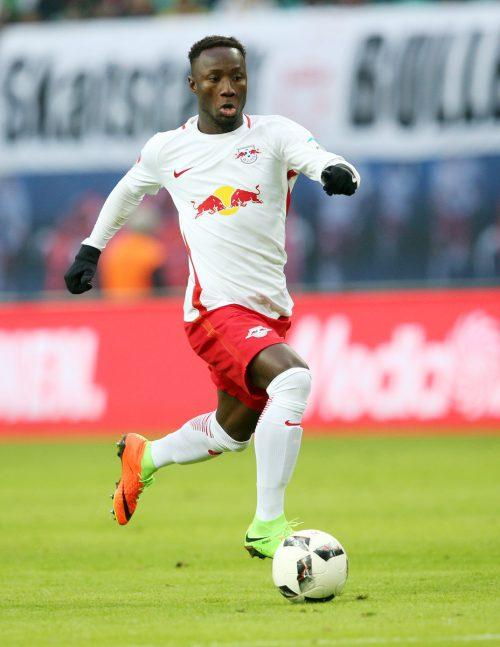 Für Leipzigs Naby Keita gab es ein 75-Millionen-Offert.Foto: gepa