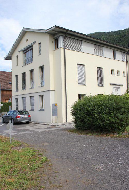 Gemeinde und Schulhaus in Düns werden saniert. Foto: VN/js