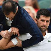 Djokovic droht Operation