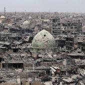 Sieg über IS-Terrormiliz in Mossul verkündet