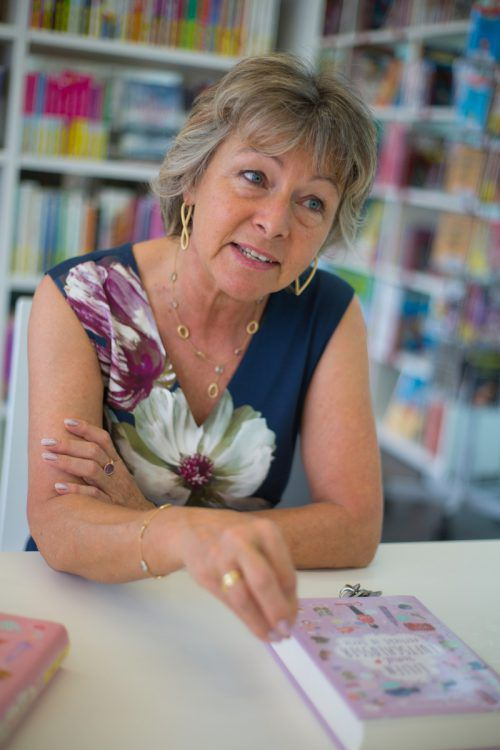 Gudrun Brunner ist eine umtriebige Schuldirektorin und gewann mit ihrer Schule den Vorarlberger Schulpreis.Foto:VN/Hartinger