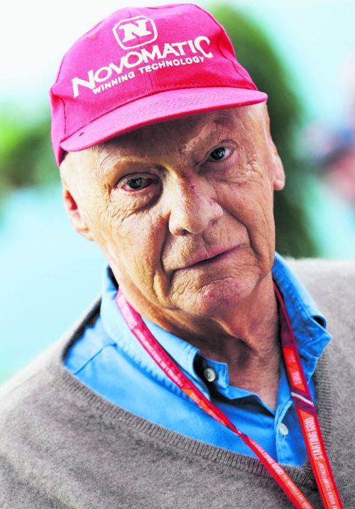 Hält nichts vom Halo-Bügel: Niki Lauda. Foto: gepa