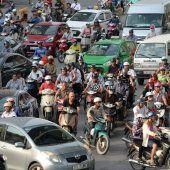 Hanoi will Motorräder aus Stadt verbannen