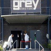 Zwei Tote nach Schüssen in Konstanzer Diskothek