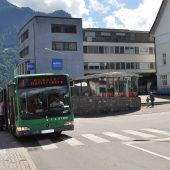 Bludenzer Stadtbusse werden unter die Lupe genommen