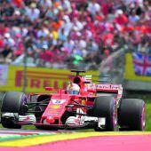 Vettel freut sich auf Vollgas