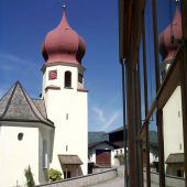 Glockendieb in der Kirche