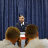 Polnischer Präsident stoppt die Justizreform