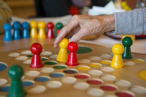 In Gemeinschaft die letzten Jahre genießen zu können ist das Anliegen alter Menschen.Foto: vn/hartinger