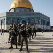 Neue Unruhen in Jerusalem
