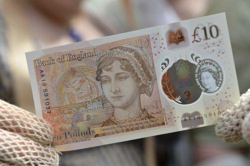 Jane Austen starb am 18. Juli 1817 mit 41 Jahren. Foto: AP