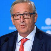EU droht USA wegen neuer Sanktionen