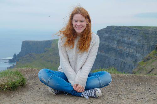 Kassandra Moosbrugger hat ein Auslandssemester in Irland verbracht. Jetzt gibt sie ihre Erfahrungen an andere Schüler weiter.Moosbrugger