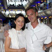 Legendäre Sommerparty in Weiß