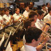 Sommerkonzert der Militärmusik