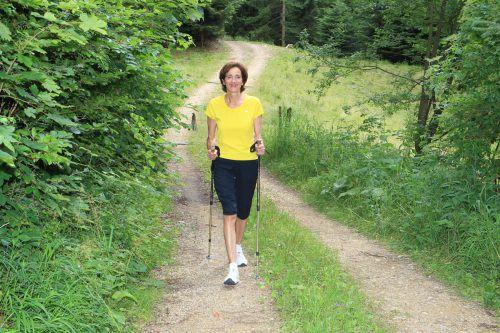 Kos und den Bregenzerwald gibt sich heuer Bernadette Mennel.