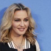 Madonna eröffnet ein Kinderkrankenhaus