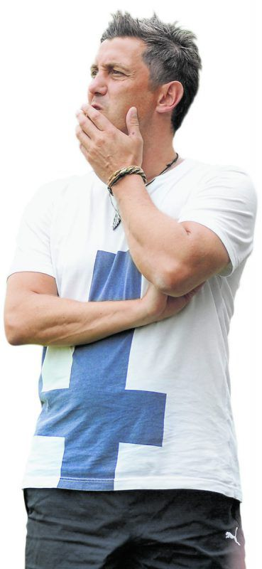 Markus Mader ist nicht mehr Schwarzach-Coach.lerch