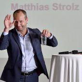 Strolz verteidigt seinen Platz an der Neos-Spitze