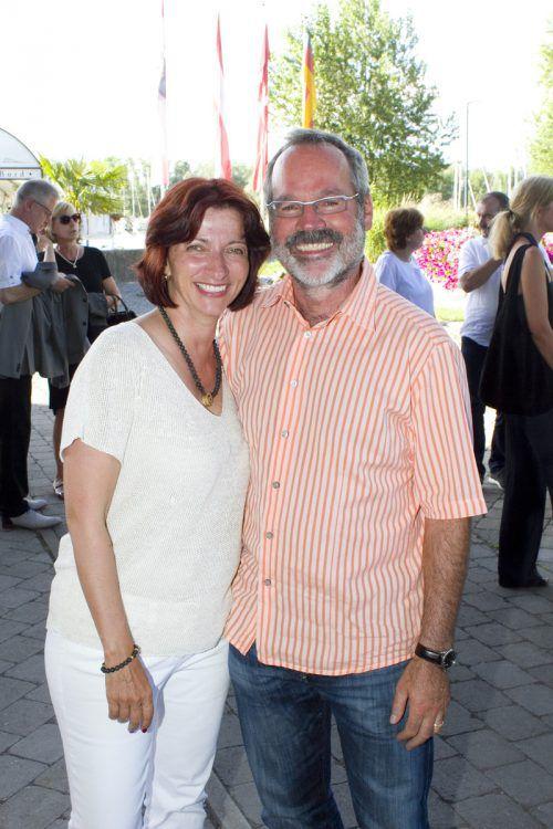Monika und Martin Büchel (Gemeinde Eschen).