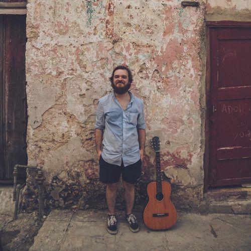 Musiker Onk Lou spielt bei der Sommer.Lust auf. Foto: VA