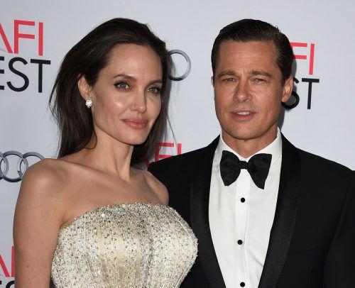 Nach der Trennung von Brad Pitt hatte Angelina Jolie mit gesundheitlichen Problemen zu kämpfen. Foto: AFP