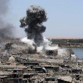 Mossul jetzt offenbar vom IS befreit