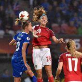 ÖFB-Frauen feiern historischen Sieg