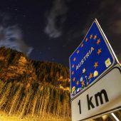 Grenzkontrollen am Brenner als Notfallplan