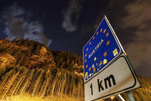 Österreichs Drohung, die Brenner-Grenze zu schließen, hat in Italien für scharfe Kritik gesorgt.Foto:reuters