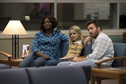 Onkel Frank (Evans) wünscht sich für seine Nichte (Grace) ein normales Kinderleben ohne Begabten-Programme. Foto: ap