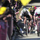 Sagan von der Tour de France ausgeschlossen