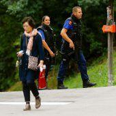 Kettensägenangreifer in der Schweiz gefasst