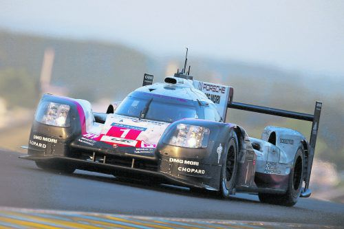 Porsche steigt in der LMP aus.ap