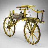 1817: Als das Fahrrad laufen lernte