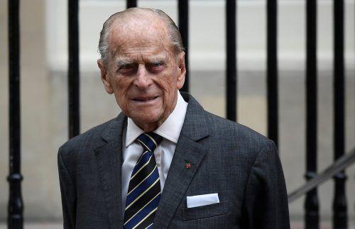 Prinz Philip geht in Rente. Er wird aber auch künftig seine Ehefrau, Königin Elizabeth II., gelegentlich zu Terminen begleiten. Foto: Reuters