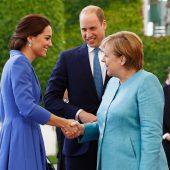 Royals begeisterten Hunderte Fans in Berlin