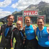 Vorarlberger Team stark im SwimRun