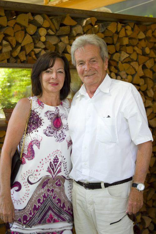 Renate und Bernd Spratler.