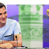 Federer reicht Halbtagsarbeit