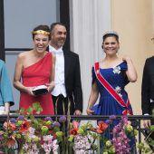 Kronprinzessin Victoria von Schweden wird 40